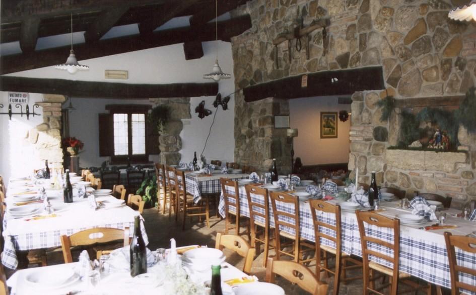 il nostro ristorante con cucina tipica romagnola