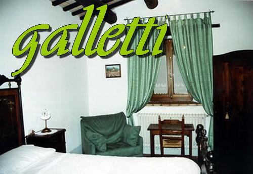 la camera GALLETTI