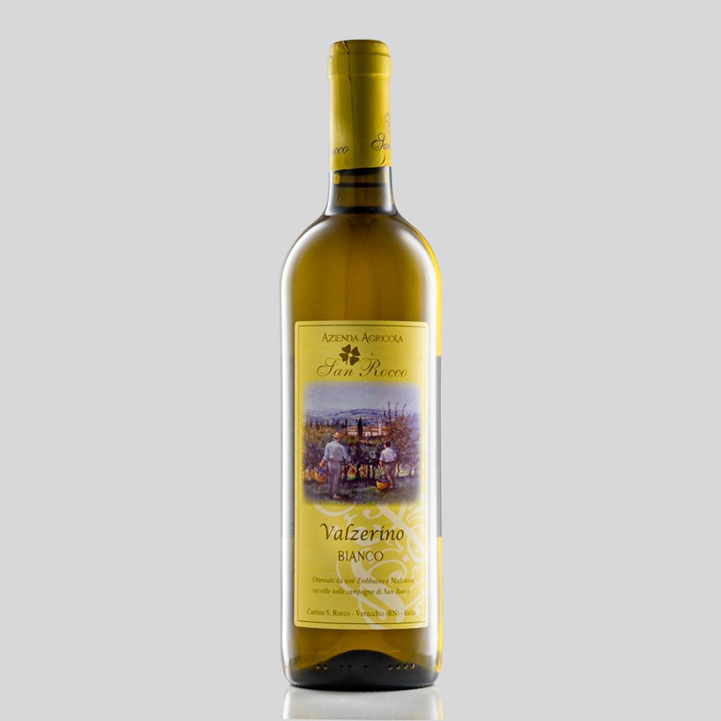 Vino bianco Agriturismo San Rocco