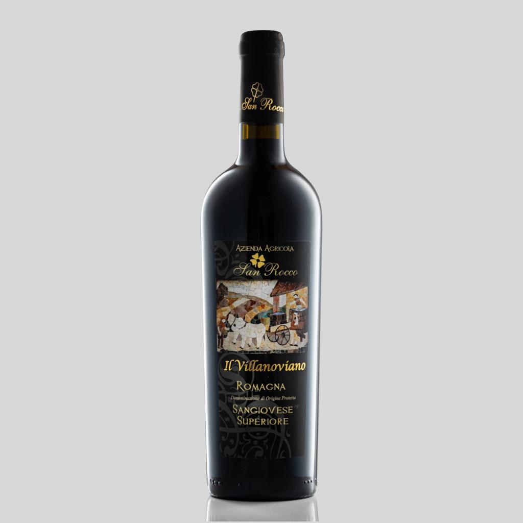 Vino villanoviano Agriturismo San Rocco