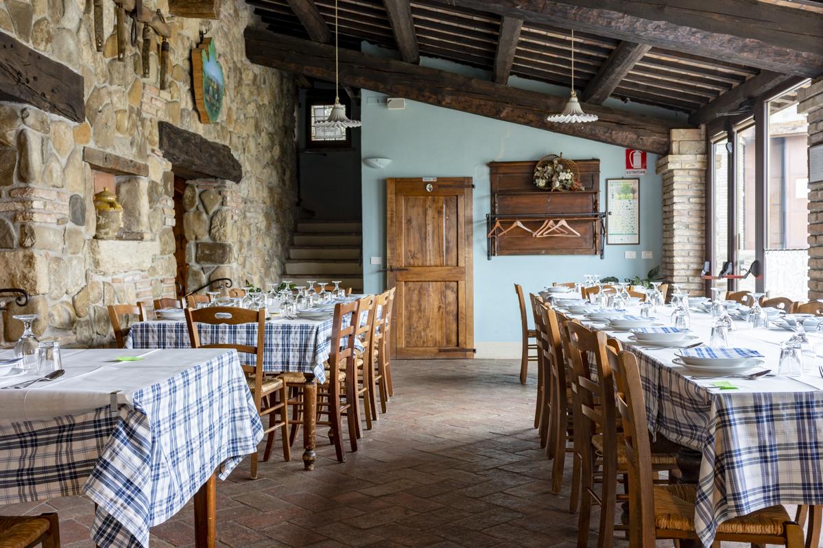 ristorante Agriturismo San Rocco