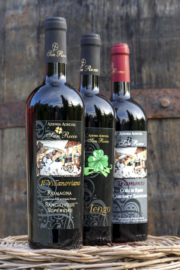 Agriturismo San Rocco vino