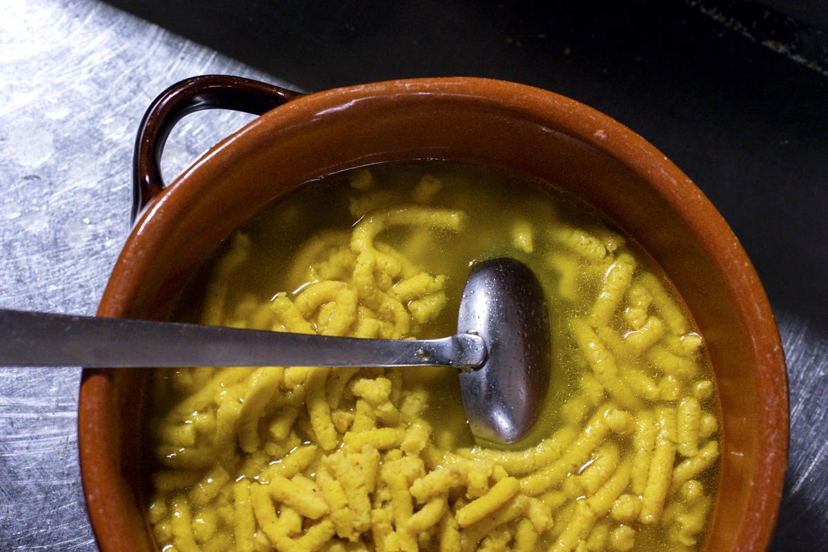 Cucina tradizionale romagnola Agriturismo San Rocco